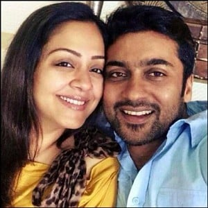 Wow: Suriya and Jyothika surprise this sensational star!