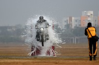 Mindblowing: Crazy Stunts at Chennai Officers Training Academy!