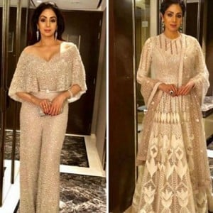 Sridevi's last few social media posts before her death