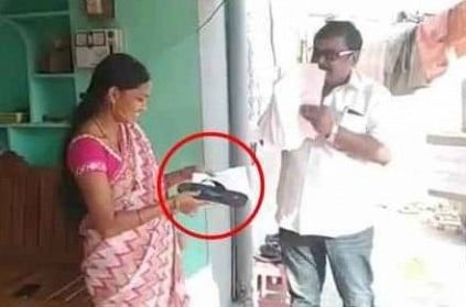 This Telangana MLA Candidates Approach for vote goes viral on air