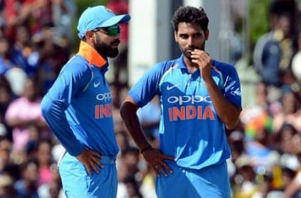 we don\'t want to depend on kohli always,Says indian bowler