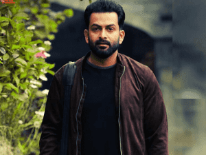 Actor Prithviraj shares a saddening celebrity death news - fans pay condolences!