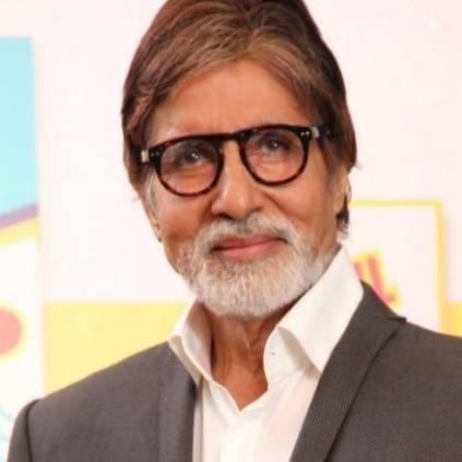 Amitabh Bachchan to debut in Tamil cinema alongside SJ Suryah