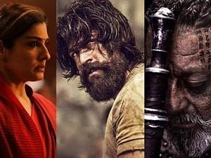 Another MASS official update from KGF 2 has fans super excited! Check out!