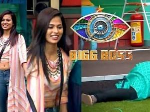 Watch Bigg Boss Tamil 4 Promo 3: A small mishap in the midst of fun and games as a contestant falls down!