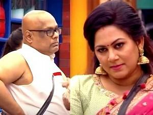 """VJ Archana starts her """"work"""" on the first day of entry in Bigg Boss house! Watch!"""
