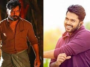 Breaking update on Karthi's next! To team up with this director for the second time!