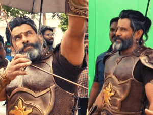 Chiyaan Vikram opted out of this 'magnum opus'? Makers unveil new promo with no mention of the actor!