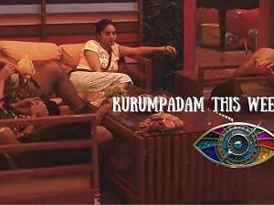 Bigg Boss: The most awaited Kurumpadam this week - Will the 'double game' come to the fore?