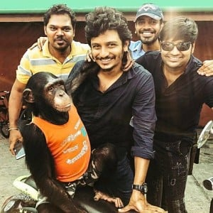 Jiiva's official update on his next!