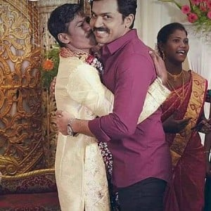 A big loss to Karthi