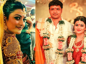 Kayal Anandhi's first emotional post after her love-marriage goes viral!