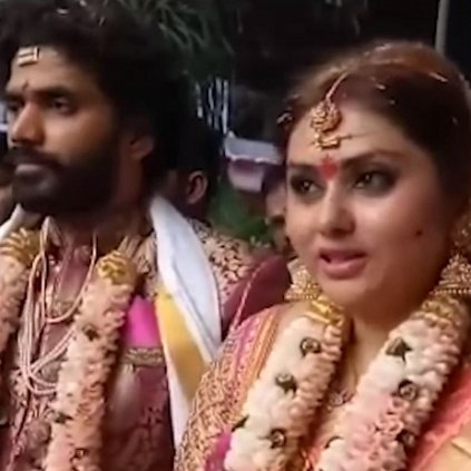 Marriage video of actress namitha and veera altavistaventures Image collections