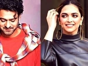 Semma! Prabhas and Deepika Padukone's magnum opus gets this Superstar! Video goes viral!
