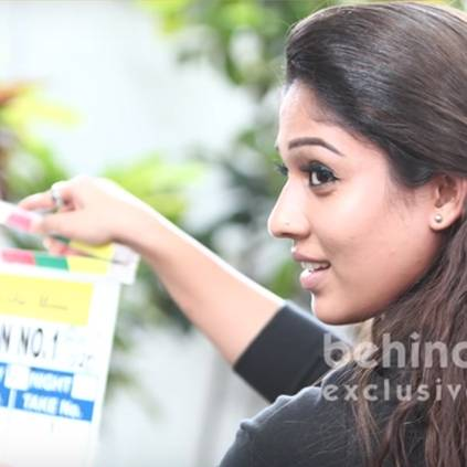 Nayanthara worked as Assistant director in Ajith's Arrambam