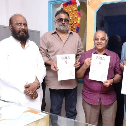 PC Sreeram and team win South Indian Cinematographers Association elections