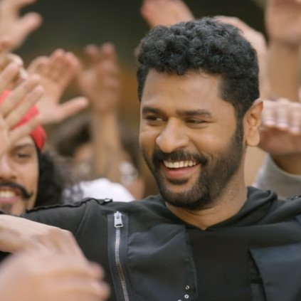 Prabhu Deva's Lakshmi official teaser is here