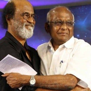 Its Rajinikanth for this legendary director!