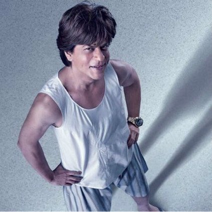Shah Rukh Khan's zero is currently going for shooting at NASA