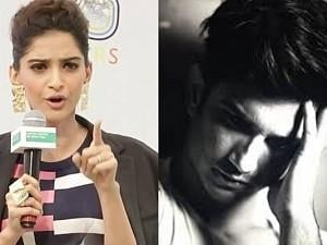 Sushant / Nepotism Controversy: Sonam Kapoor finally reacts to hate and backlash on social media!