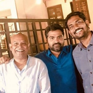Ground Breaking!! Massive title for STR - Venkat Prabhu film! Pakka Political