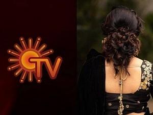 Sun TV serial actress drops out from this popular series - Official word!