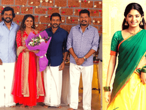 Suriya-Karthi's NEXT launched officially - more stunning pics of Director Shankar's daughter Aditi as heroine! Don't miss!