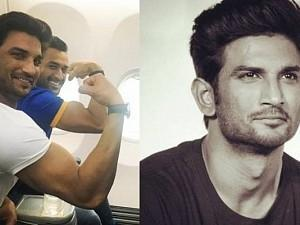 """""""I've come to Chennai only for.."""" - Sushant Singh Rajput's fond memories with the city! Throwback"""