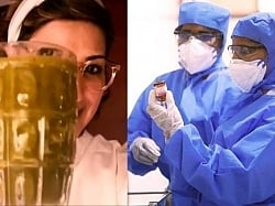 """Video: Amidst Coronavirus increase, popular heroine shares """"secret formula"""" to boost immunity - """"tried and tested"""" tips!"""
