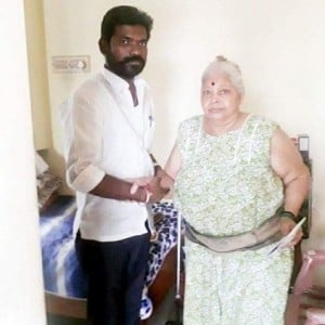 Vishal helps struggling actress' medical needs!