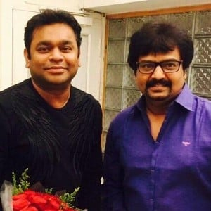 Vivekh's humble request to AR Rahman
